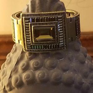 Heidi Daus Pyramid Bracelet